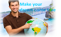Make your dream come true - picture